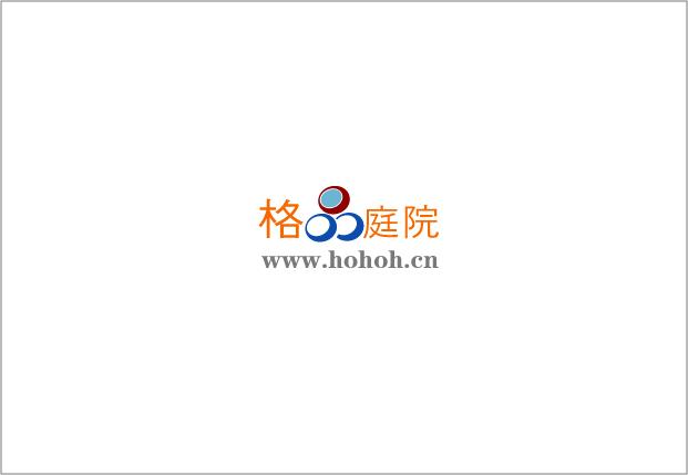 北京格品庭院公司logo设计