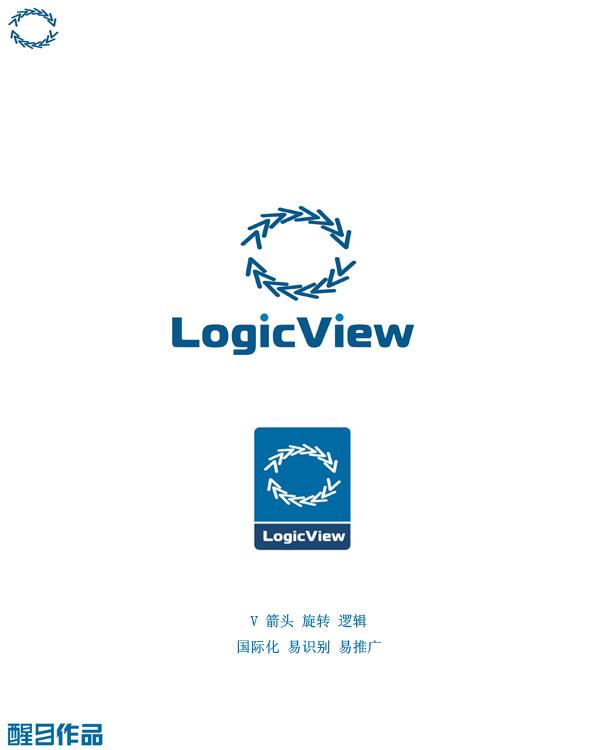 集成电路设计公司的logo设计等