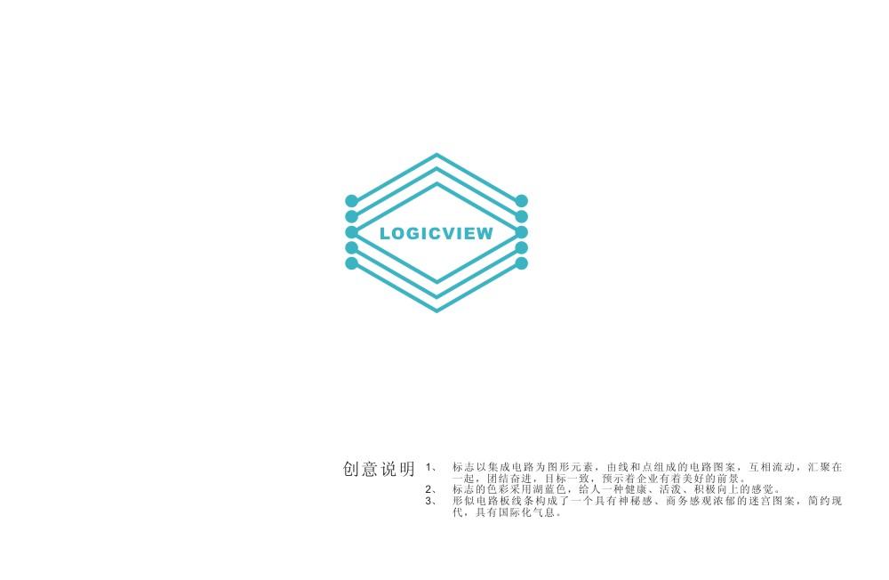 集成电路设计公司的logo设计等_1633121_k68威客网