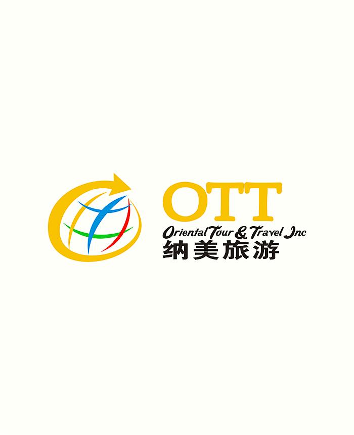 纳美旅游logo设计
