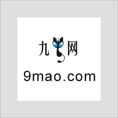 电脑网站logo设计[九猫]