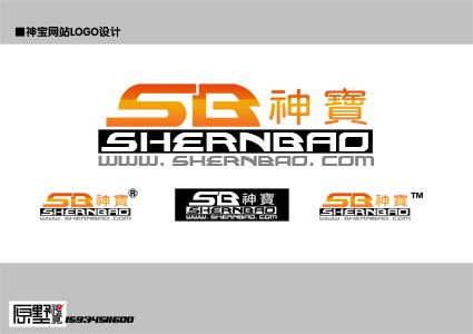 """""""神宝""""logo设计"""