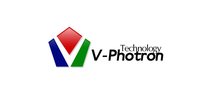 v-photron technology公司logo名片设计
