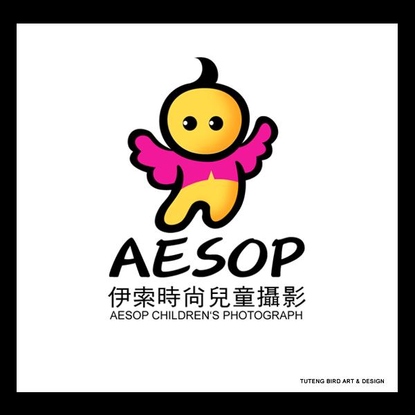 """""""伊索""""国际时尚儿童摄影连锁机构征logo"""