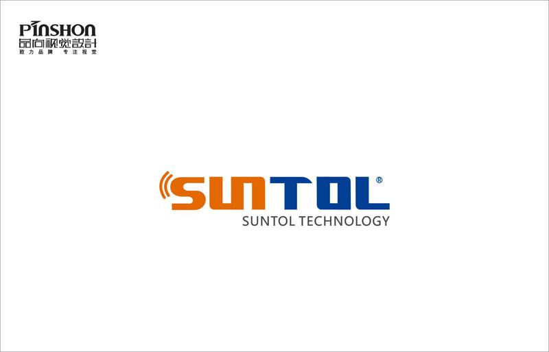 新涛科技公司logo及名片设计